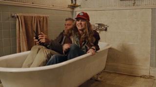 黑科技.逃生浴缸