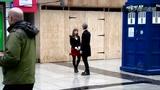 《神秘博士第八季》拍摄现场 - The Doctor and Clara