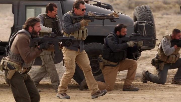 边境杀手2:边境战士 花絮3