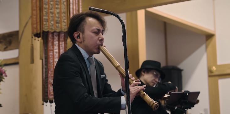 《尺八·一声一世》佐藤康夫特辑