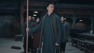 《鬓边不是海棠红》周香芸火力全开暴揍徐永年 商家棍一出全场跪服