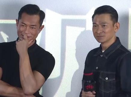 《扫毒2》硬核动作爽片上线 刘德华古天乐搭档天地对决