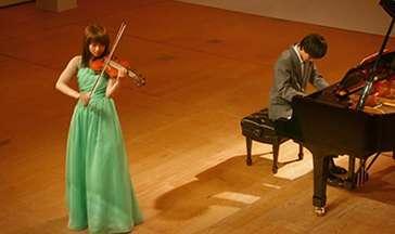 《四月是你的谎言》中文预告 天才小提琴手的秘密