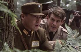 【二十四道拐】第10集预告-刘晓峰途中遇袭 与美军并肩作战