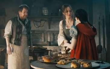 《魔法黑森林》精彩片段 小红帽开心放声去找外婆