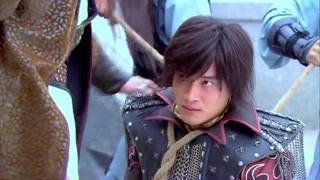 《仙侠剑DVD版》宋声秋被欧阳轩抓住了