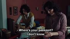 血与蜜之地 片段之Passport