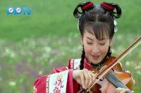 新还珠之精彩看点-第98集:小燕子拉小提琴有情人花海相聚