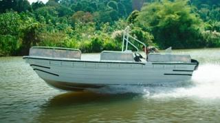 张涵予和毒枭在海上激战  这就是传说中的船戏?