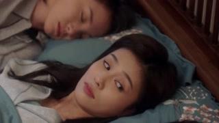 时宜见两闺蜜睡熟