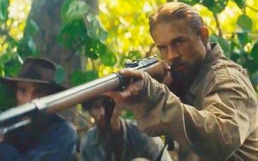 《迷失Z城》中文预告 汉纳姆化身探险家丛林探秘