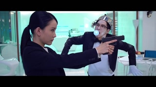 《澳门风云2》张家辉教你如何做机器人
