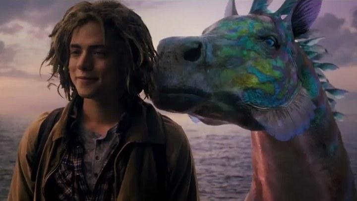 波西·杰克逊与魔兽之海 片段2:Hippocampus