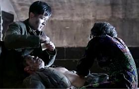 四十九日.祭:胡歌宋佳救伤员遇歌女