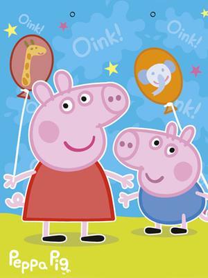 粉红猪小妹小猪佩奇第四季