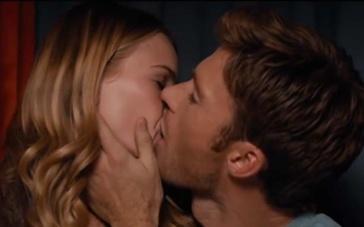 《最长的旅程》宣传片 浪漫情侣玩自拍甜蜜初吻