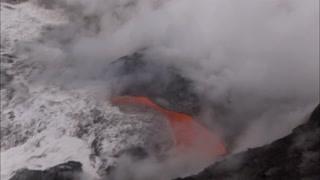 太阳系的秘密:火星上的火山原来长这样 难以想象的喷发现场!