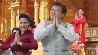 《功夫瑜伽》歌舞排练特辑