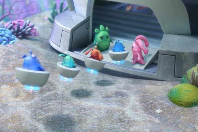 《潜艇总动员:外星宝贝计划》终极预告