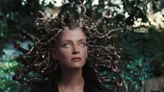 美杜莎女王的眼神