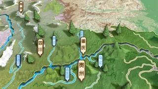 一条江竟然占中国陆地总面积五分之一? 中国最长河流名不虚传