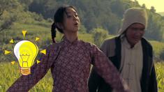 党的女儿尹灵芝 二次元版预告片