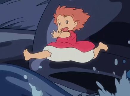 《崖上的波妞》制作幕后 在宫崎骏的童话里清空2020所有不开心