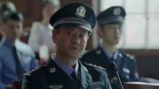 《决胜法庭》警察叔叔给犯人讲故事  故事里重要信息