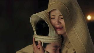 赵祯暖心照顾母亲