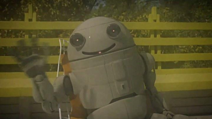 坏机器人 预告片