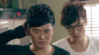 《爱情公寓3》曾小贤要的是汉堡  关谷却给他年糕