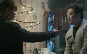 《两个男人》预告片 崔珉豪拼死保护心爱之人