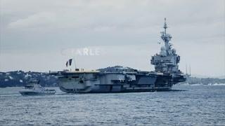 欧洲最大唯一的核动力航空母舰? 法国戴高乐级航空母舰装备牛逼