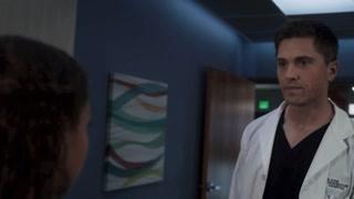 《良医》科伊尔说的话让克莱尔十分不满