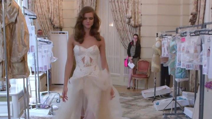 C小姐 片段2:Visiting Donatella Versace