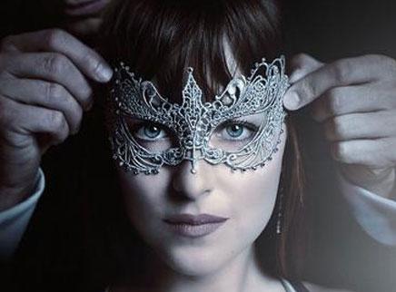 《五十度黑》预告片 格雷与霸道总裁虐恋升级