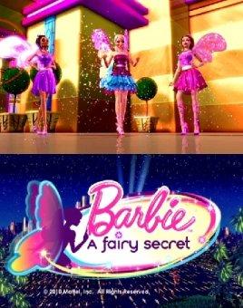 芭比之仙子的秘密