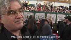 金球奖红毯 保罗·格林格拉斯专访
