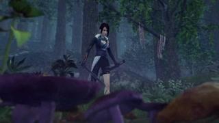 姬如雪进入森林中埋伏 都说林子有问题了