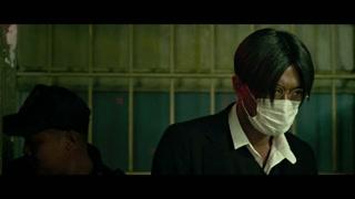 《杀破狼2》古天乐变态演技 口罩遮不住的凶狠