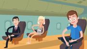 飞机上可以玩手机啦?航空公司决定 民航局审核