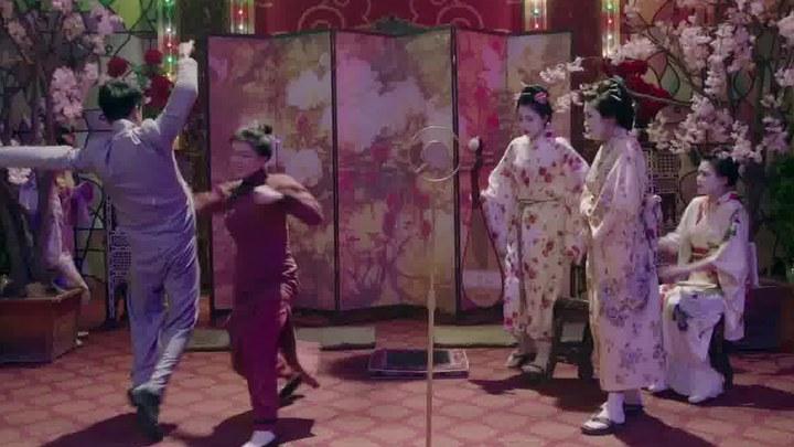 霍家拳之铁臂娇娃 预告片4
