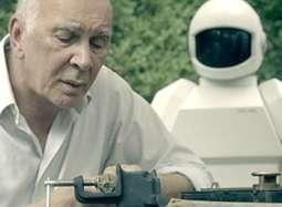 《真芯伴侣》中文片段 独居老人与机器人初相识