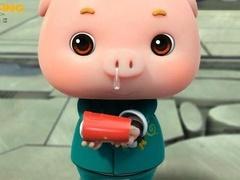 《猪猪侠之超星萌宠》超前点映花絮《收集药材》