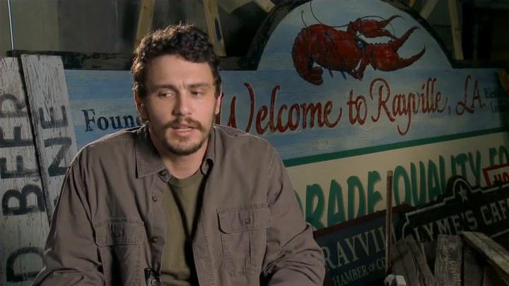 家园防线 花絮3:演员访谈之James Franco