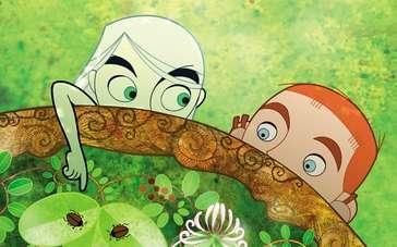 《凯尔经的秘密》片段 森林之主
