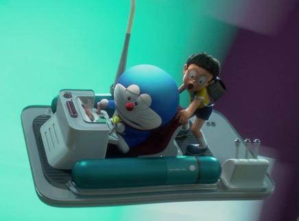 《哆啦A梦:伴我同行2》时光机特辑 成年观众提前过儿童节掀观影热潮