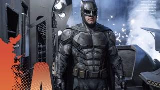 《正义联盟》蝙蝠侠特辑帅爆了