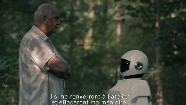 机器人与弗兰克 片段5