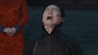 《鬓边不是海棠红》姐姐声称程凤台已经咽气 商细蕊看见棺材当场崩溃